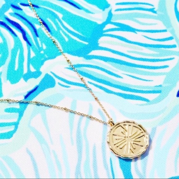 Lilly Pulitzer Citrus Charm Necklace